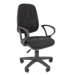 Кресло оператора Chairman 652 ткань 10-356 черный