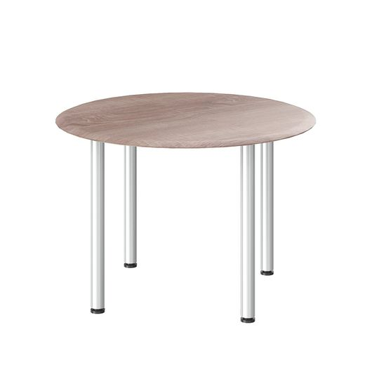 Конференц-стол круглый Skyland WAVE WRT 110 дуб сонома