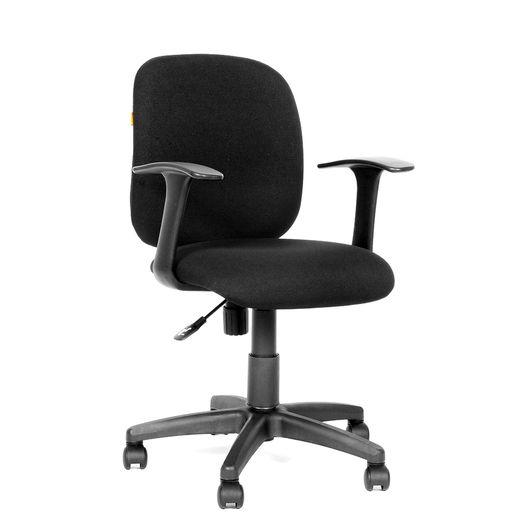 Кресло оператора Chairman 670 ткань черный