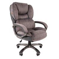 Кресло руководителя Chairman 434N микрофибра серый