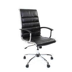 Кресло руководителя Chairman 760 экопремиум черный