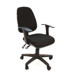 Кресло оператора CHAIRMAN 661 Э ткань 15-21 черная