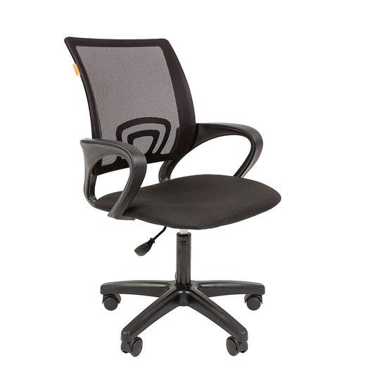 Кресло оператора Chairman 696 LT сетка/ткань черный