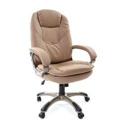 Кресло руководителя CHAIRMAN 668 экопремиум бежевый