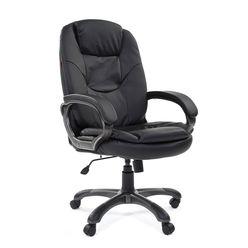 Кресло руководителя Chairman 668 экопремиум черный
