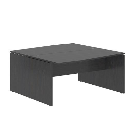 Стол двойной Skyland XTEN X2CT 169.2 легно темный