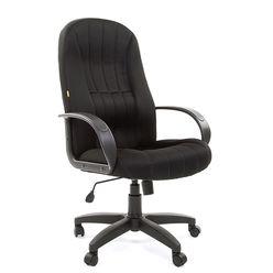 Кресло руководителя Chairman 685 ткань TW-11 черный