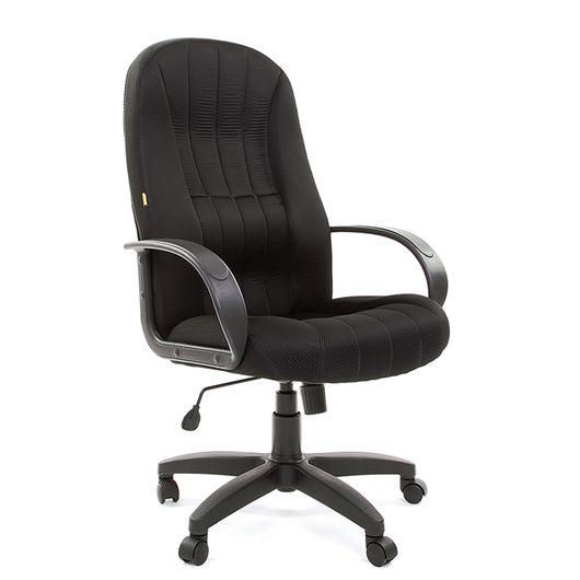 Кресло руководителя CHAIRMAN 685 ткань TW-11 черная