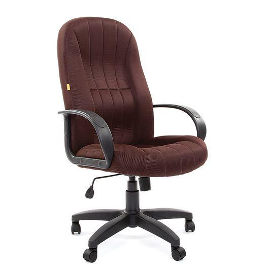 Кресло руководителя Chairman 685 ткань С-8 коричневый