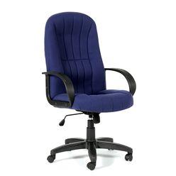 Кресло руководителя Chairman 685 ткань 10-362 темно-синий