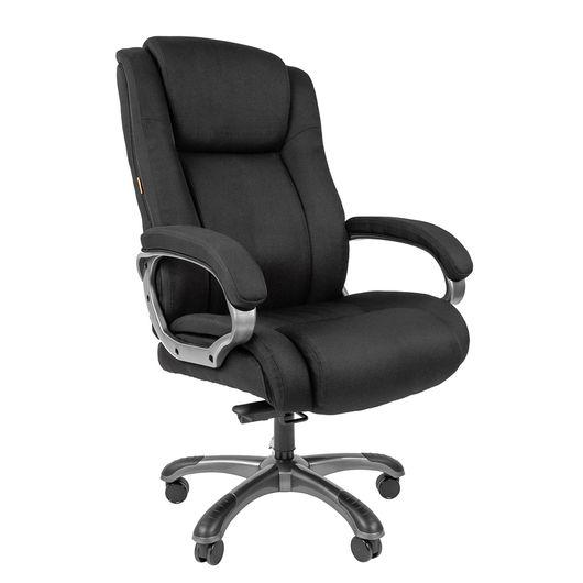 Кресло руководителя Chairman 410 ткань черный