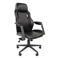 Кресло руководителя Chairman 720 экопремиум черный