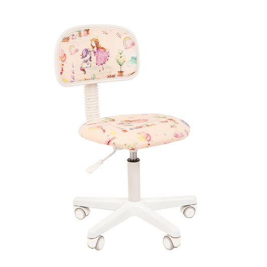 Кресло детское Chairman KIDS 101 ткань принцессы
