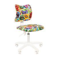 Кресло детское Chairman KIDS 102 ткань монстры