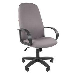 Кресло руководителя Chairman 279 ткань V398-13 серый