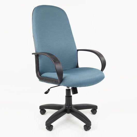 Кресло руководителя Chairman 279 ткань V398-43 зеленый