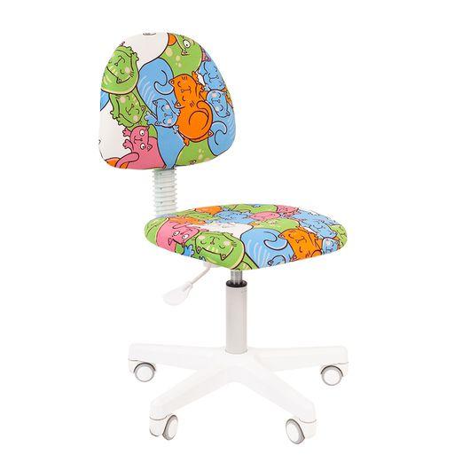 Кресло детское Chairman KIDS 104 ткань котики