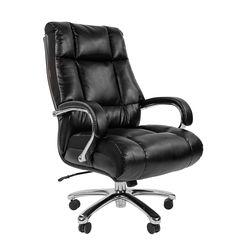Кресло руководителя Chairman 405 экопремиум черный
