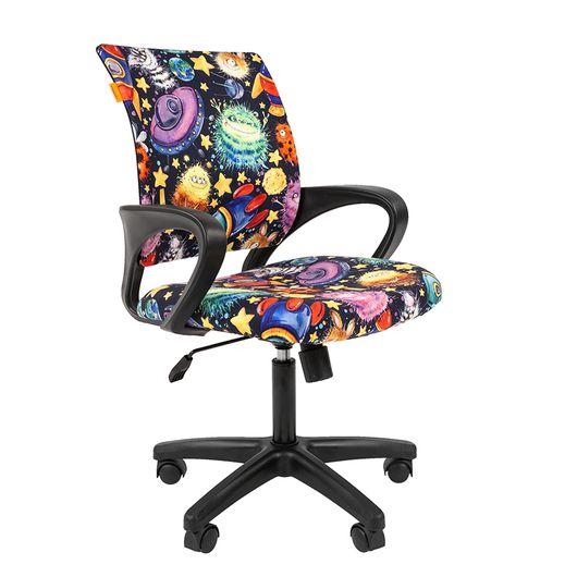 Кресло детское Chairman KIDS 103 black ткань НЛО