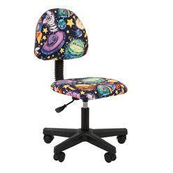 Кресло детское Chairman KIDS 104 black ткань НЛО