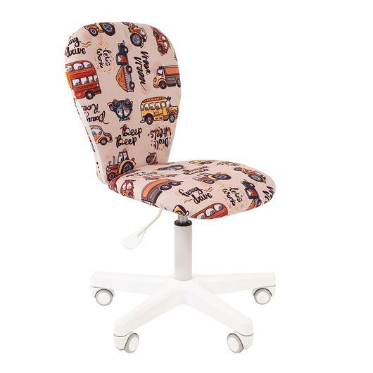 Кресло детское Chairman KIDS 105 ткань автобус