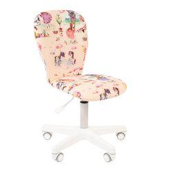 Кресло детское Chairman KIDS 105 ткань принцессы