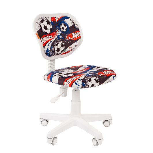 Кресло детское Chairman KIDS 106 ткань футбол