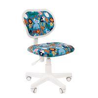 Кресло детское Chairman KIDS 106 ткань зоопарк