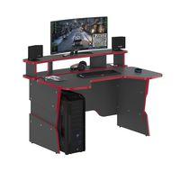 Стол компьютерный Skyland SKILLL STG 1390 антрацит/красный