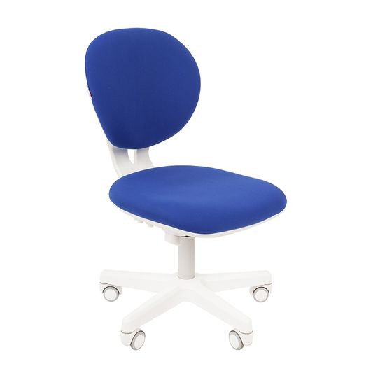 Кресло детское Chairman KIDS 108 ткань синий
