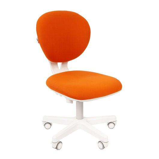 Кресло детское Chairman KIDS 108 ткань оранжевый