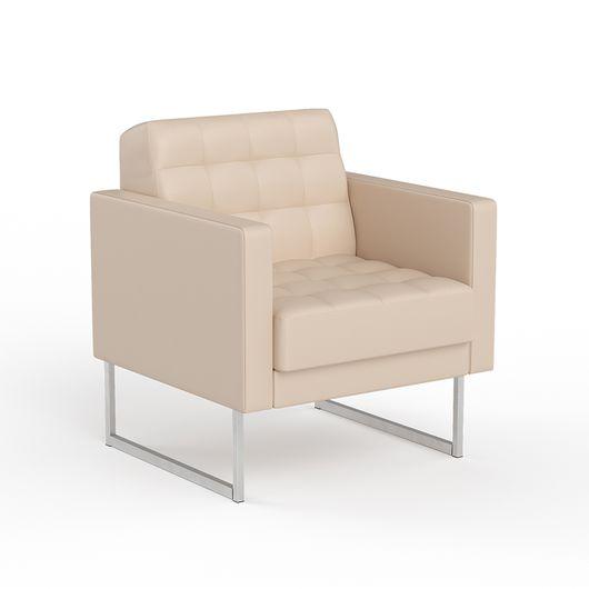 Кресло для отдыха Chairman ВАРНА Euroline бежевый
