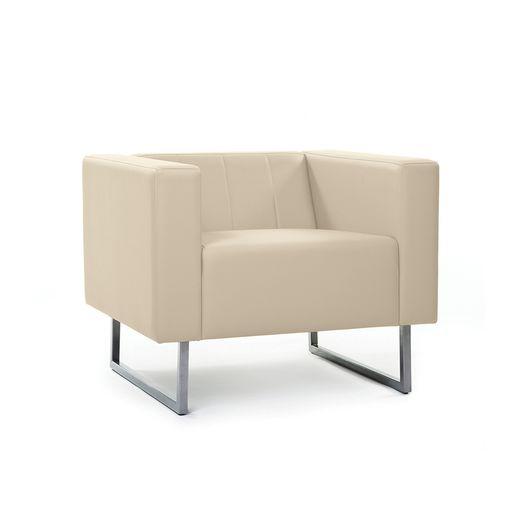 Кресло для отдыха Chairman ВЕНТА Euroline бежевый