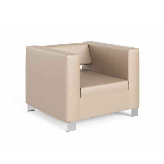 Кресло для отдыха Chairman ГРИН Euroline бежевый