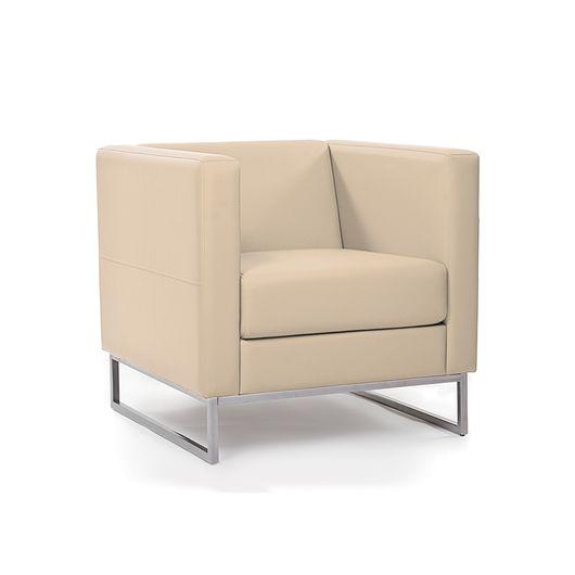 Кресло для отдыха Chairman ДЮНА Euroline бежевый