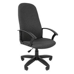 Кресло руководителя Стандарт СТ-79 ткань С-2 серый