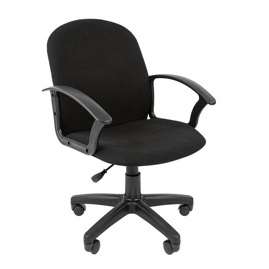 Кресло оператора Стандарт СТ-81 ткань С-3 черный