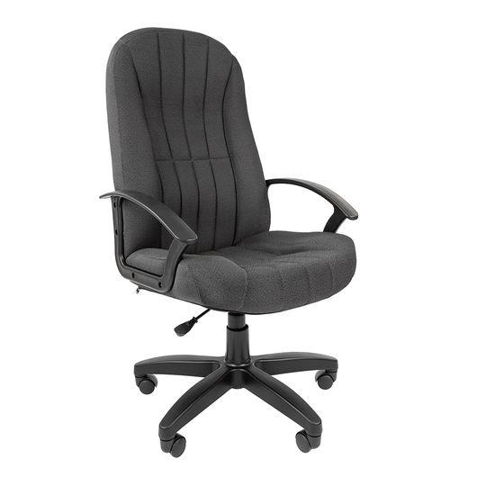 Кресло руководителя Стандарт СТ-85 ткань 15-13 серый